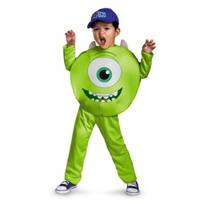 Toddler Mike Monsters University Costume