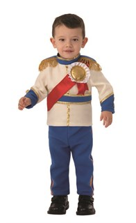 Toddler Monarch Prince Costume
