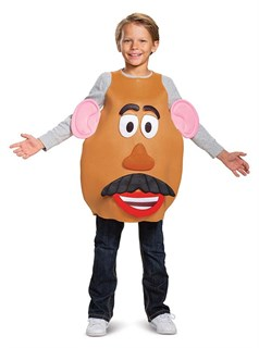 Toddler Mr & Mrs Potato Head Deluxe Costume