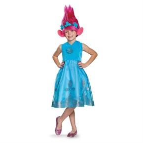 Kids Trolls Poppy Deluxe Costume