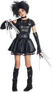 Tween Edward Scissorhands Costume