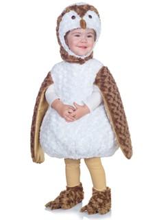 Toddler Owl Costume - White Barn