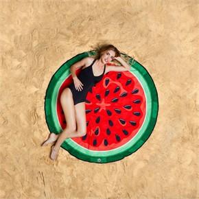 Watermelon Beach Blanket