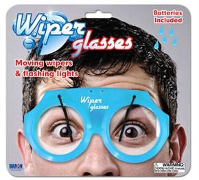 Wiper Glasses - Blue