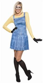 Women's Minion Costume