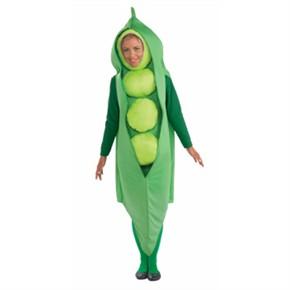 Women's Pea Pod Costume