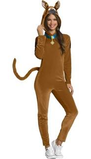 Women's Scooby Doo Costume