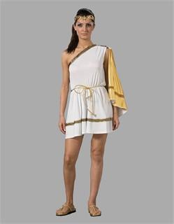 Womenu0027s Toga Costume  sc 1 st  Fantasy Toyland & Womens Toga Costume Greek Toga Roman Outfit