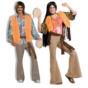 60s Sonny and Cher Costume Set