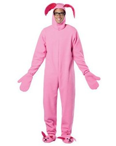 A Christmas Story Bunny Suit