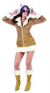Adult Aviatrix Costume