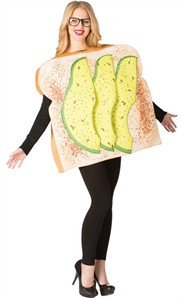 Adult Avocado on Toast Costume