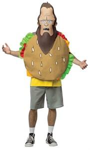 Adult Bob's Burgers Meatsquatch Mask