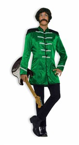 Adult British Explosion Costume - Green