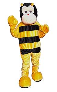 Adult Bumble Bee Mascot