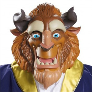 Adult Deluxe Beast Mask