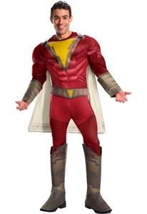 Adult Deluxe Shazam Costume