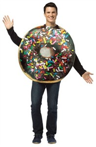 Adult Donut Costume