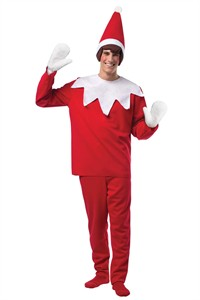 Adult Elf on the Shelf Costume
