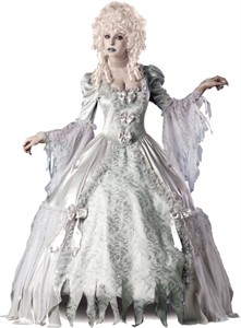 Adult Ghost Costume - Corpse Countess