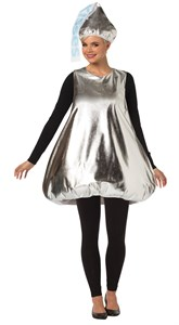Adult Hershey's Kiss Costume - Unisex