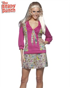 Adult Jan Brady Costume