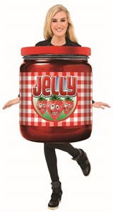 Adult Jelly Costume