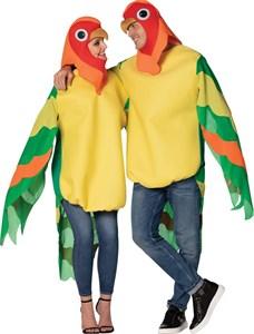 Adult Love Birds Couples Costume