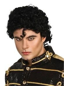 Adult Michael Jackson Curly Wig
