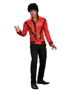 Adult Michael Jackson Thriller Red Jacket
