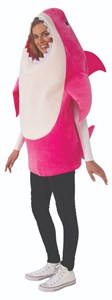 Adult Mommy Shark Costume with Sound Chip