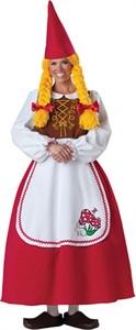 Adult Mrs Garden Gnome Costume