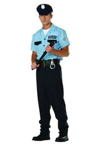 Adult Patrol Policeman Costume
