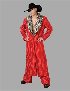 Adult Pimp Costume Red : pimp daddy costume mens  - Germanpascual.Com