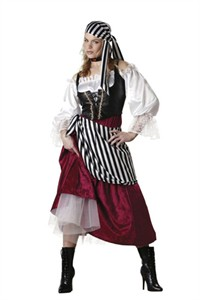 Adult Pirate Costume - Pirate's Wench