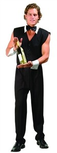 Adult Plus Size Bartender Costume