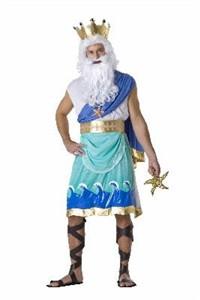 Adult Poseidon Costume
