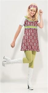 Adult Raspberry Mojito Mod Costume