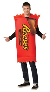 Adult Reese's Peanut Butter Cup Costume