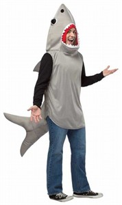 Adult Sand Shark Costume