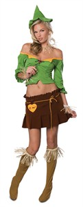 Adult Sexy Scarecrow Costume