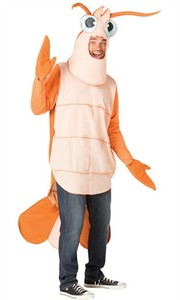 Adult Shrimp Costume