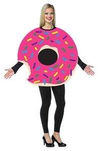 Adult Strawberry Donut Costume