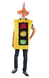 Adult Traffic Light Costume