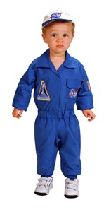 Toddler Jr. Flight Suit