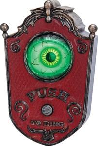 Animated Eyeball Doorbell Prop