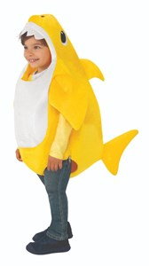 Baby Shark Costume with Sound Chip