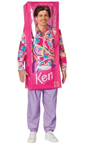 Barbie Ken Box Costume