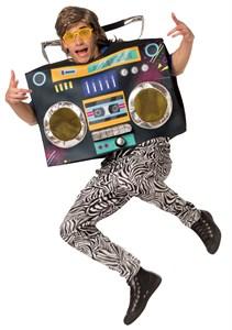 Boom Box Costume