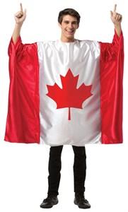 Canada Flag Costume